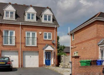 Thumbnail 4 bed end terrace house to rent in Livingston Avenue, Wythenshawe, Manchester