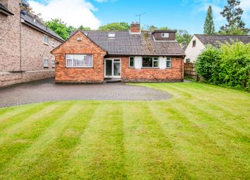 Thumbnail 2 bed detached bungalow for sale in Cantley Lane, Bessacarr, Doncaster