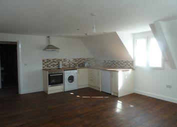 Thumbnail 1 bed flat to rent in Hinckley Road, West End, Leicester