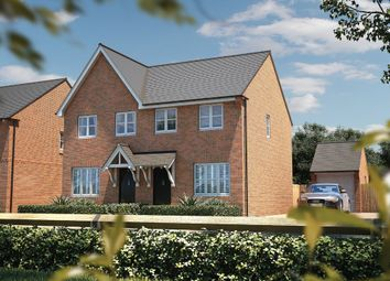 Thumbnail 3 bedroom semi-detached house for sale in The Josselyns, Trimley St. Mary, Felixstowe