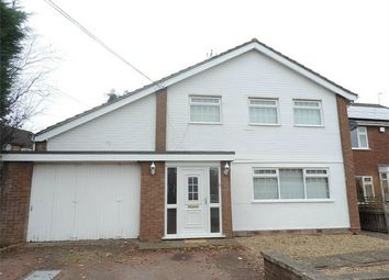 Thumbnail 4 bed detached house to rent in Hadleigh Road, Finham, Coventry, West Midlands