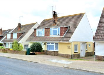 Thumbnail 3 bed semi-detached house for sale in Thornhill Rise, Portslade