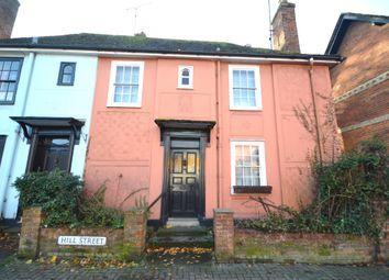 Thumbnail 2 bedroom property for sale in Hill Street, Saffron Walden
