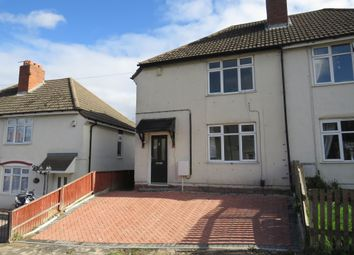 Thumbnail 3 bed semi-detached house for sale in Longbank Road, Tividale, Oldbury
