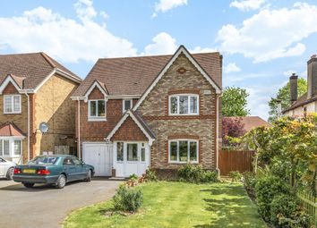 Thumbnail 4 bed detached house for sale in Cardinal Close, Sanderstead, South Croydon