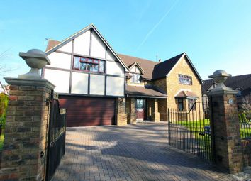 Thumbnail 4 bed detached house for sale in Vaendre Lane, Old St. Mellons, Cardiff