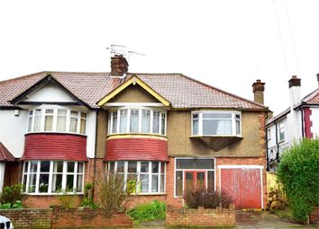 Thumbnail 4 bed semi-detached house for sale in A M C Business Centre, Cumberland Avenue, London