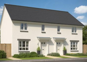 "Thumbnail 3 bed end terrace house for sale in ""Fasque 1"" at Victoria Street, Monifieth, Dundee"
