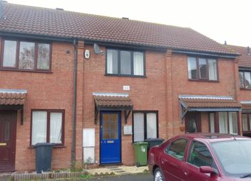 Thumbnail 2 bed terraced house for sale in Golden Lion Close, Hereford