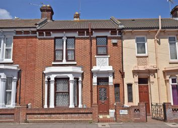 Thumbnail 3 bedroom terraced house for sale in Sheffield Road, Fratton, Portsmouth, Hampshire