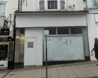 Thumbnail Retail premises to let in 23 St James's Street, Brighton, East Sussex