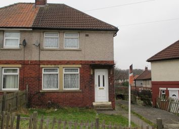 Thumbnail 2 bedroom semi-detached house to rent in Galsworthy Avenue, Bradford
