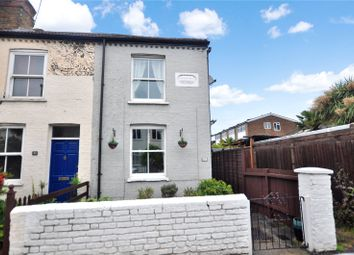 Thumbnail 2 bed end terrace house for sale in Bremer Road, Staines-Upon-Thames, Surrey