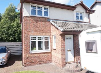 Thumbnail 3 bed detached house to rent in Bridgend Place, Glasgow