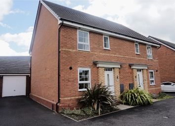 Thumbnail 3 bed semi-detached house for sale in Pipers View, Stoke-On-Trent