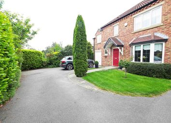 Thumbnail 5 bed detached house for sale in 1, Saxon Grange, Sherburn In Elmet, Leeds, West Yorkshire