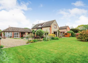 Thumbnail 5 bed barn conversion for sale in Mundesley Road, Knapton, North Walsham