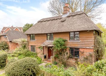 Thumbnail 3 bed detached house for sale in Mill Lane, Sayers Common, Hassocks, West Sussex
