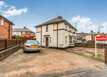 Thumbnail 3 bedroom semi-detached house for sale in Middlemore Road, West Bromwich