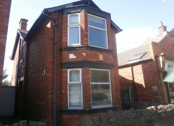 Thumbnail 3 bed detached house for sale in Highbury Road, Nottingham