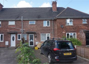 Thumbnail 3 bed terraced house to rent in Crawford Avenue, Nottingham