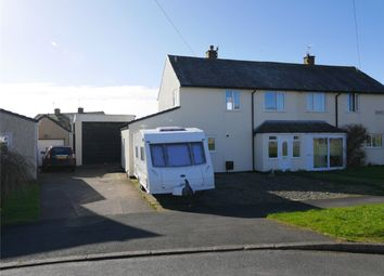 Thumbnail 3 bed semi-detached house for sale in 28 Gosforth Road, Seascale, Cumbria