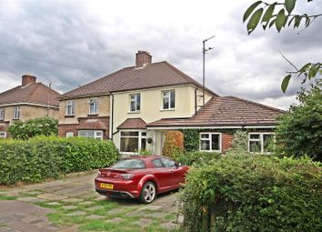 Thumbnail 4 bed semi-detached house for sale in Kendal Way, Cambridge