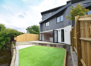 Thumbnail 4 bed semi-detached house for sale in Gould Road, Twickenham