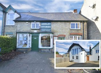 Thumbnail 3 bedroom flat for sale in High Street, Ashley, Newmarket