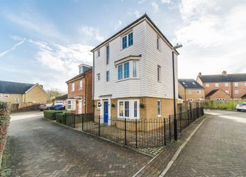 Marigold Drive, Sittingbourne ME10. 4 bed link-detached house for sale