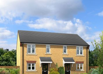Thumbnail 2 bed semi-detached house for sale in Cutlers Walk, Wickersley, Rotherham