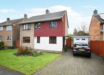Thumbnail 4 bed detached house for sale in Ferndale Gardens, Hook
