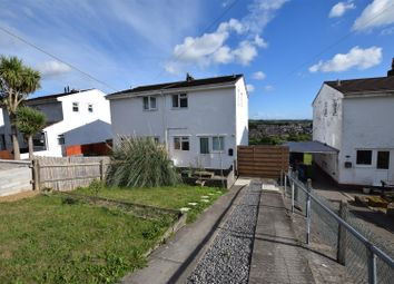 Thumbnail 2 bed semi-detached house to rent in Meadow Rise, Brynna, Pontyclun