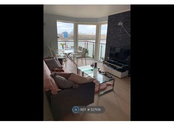 Thumbnail 1 bed flat to rent in Seacon Tower, London