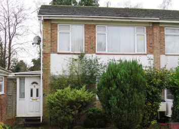 Thumbnail 3 bed end terrace house for sale in Sycamore Avenue, Chandlers Ford, Eastleigh