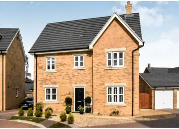 Thumbnail 3 bed detached house for sale in Chamberlain Way, Shortstown, Bedford