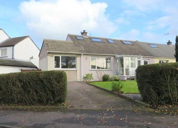 Thumbnail 3 bed semi-detached bungalow for sale in Simonscales Lane, Cockermouth, Cumbria
