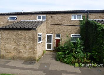 Thumbnail 3 bed terraced house to rent in Outfield, Bretton, Peterborough, Cambridgeshire.