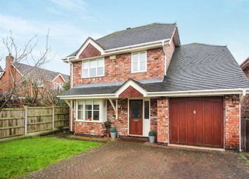 Thumbnail 4 bed detached house for sale in Augusta Drive, Tytherington, Macclesfield