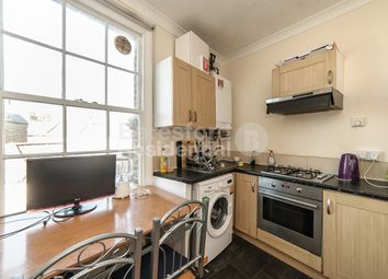 Thumbnail 3 bed flat to rent in Eardley Road, London