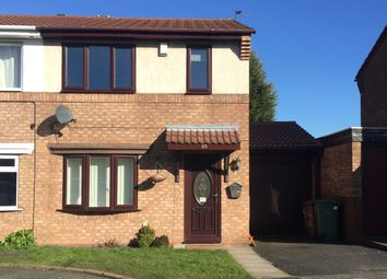 Thumbnail 3 bedroom detached house to rent in Memory Lane, Victoria Mews, Darlaston