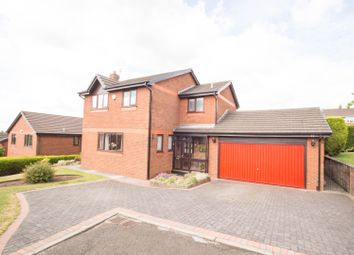 Thumbnail 4 bed detached house for sale in Landrace Drive, Worsley