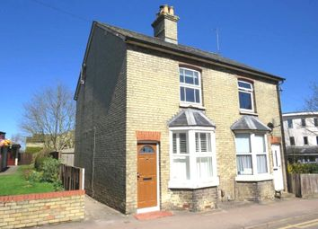 Thumbnail 2 bed semi-detached house for sale in Queens Road, Royston