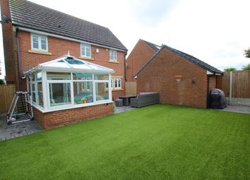 Thumbnail 3 bed detached house for sale in The Manor, Rainford, Merseyside