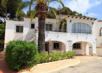 Thumbnail 5 bed bungalow for sale in Moraira, Alicante, Spain