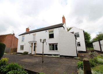 Thumbnail 4 bed detached house for sale in School Lane, Broadmeadows, South Normanton, Alfreton