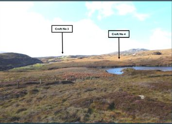 Thumbnail Land for sale in Crofts 3 & 4 East Gerinish, Isle Of South Uist