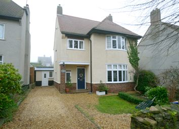 Thumbnail 3 bed detached house for sale in Newbold Avenue, Chesterfield