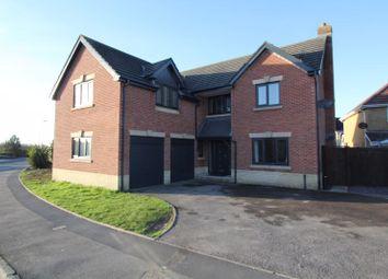 5 bed detached house for sale in Bryn Y Gloyn, Rhoose, Barry CF62