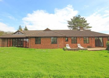Thumbnail 4 bed detached bungalow for sale in Croft Heights, Whiteparish, Salisbury